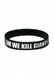 I Am We Kill Giants Wristband