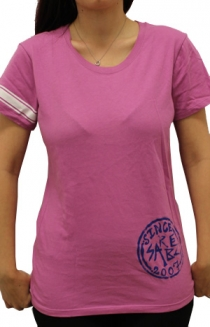Girls Logo T (Purple)