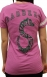 Girls Logo T (Purple): sarbezpinkback.jpg