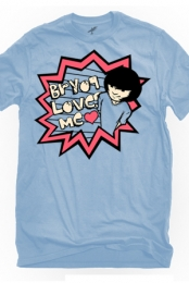 Bryoq Loves Me (Light Blue)