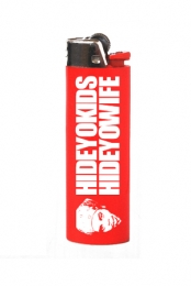 Hide Yo Kids Lighter (Red)