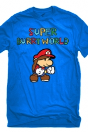 Super Burry World (Blue)