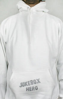 Jukebox Hero Pullover Hoodie