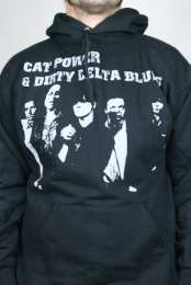 Cat Power & The Dirty Delta Blues Pullover Hoodie