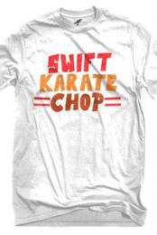 Swift Karate Chop
