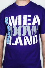 Meadowland Tee (Purple)