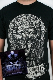 Society's Plague T-Shirt + CD Package