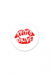 Kyoto Drive Kiss Button