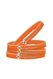 Lacrosse The Nations Wristband (Orange)