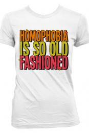 Homophobia is So Old