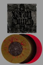 Meantime 7 Record Package (Red, Tan, + Yellow)