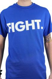 FIGHT (Blue)