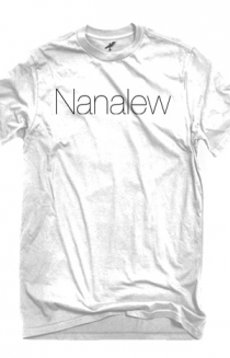Nanalew (White Crew Neck)