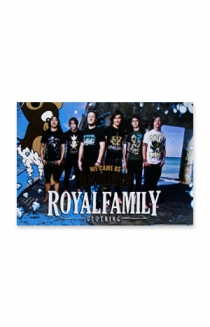 Royal Family We Came As Romans