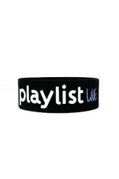 Playlist Live Wristband