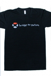 Lacrosse The Nations (Black)