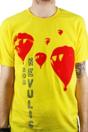 Balloon Tee (Yellow) + 2 FREE Instant Track Downloads