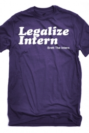 Legalize Brett (Purple)