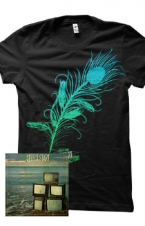 Peacock T-Shirt + The New Atlantic EP