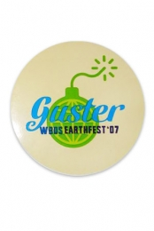 Earthfest 2007 Carbon Offset Sticker