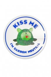 Big Friend Carbon Offset Sticker