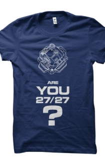 Are you 27? (Navy)