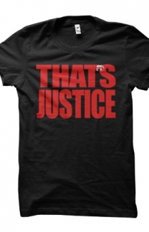 That's Justice (Black)
