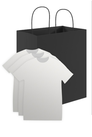 Grab Bag (3 T-Shirts)