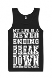 Never Ending Breakdown (Tank Top)