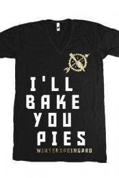 Bake You Pies V-Neck