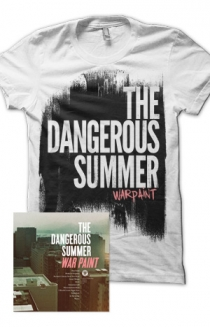 War Paint CD + T-Shirt (White)