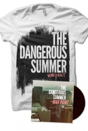 War Paint Vinyl + T-Shirt (White)