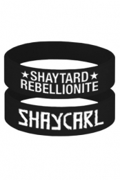 Shay Carl Wristband 2-Pack