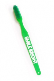 Smile Bright Toothbrush (Green)