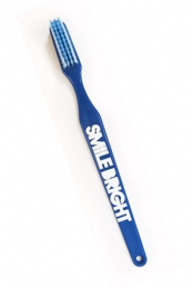 Smile Bright Toothbrush (Blue)