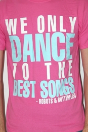 We Only Dance (Pink)