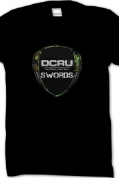 DCRU Swords Shield