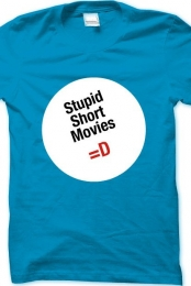 StupidShortMovies T-shirt  (Male)