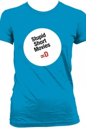 StupidShortMovies T-shirt (Female)