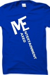 MaxedEntertainment Shirt Men's Blue