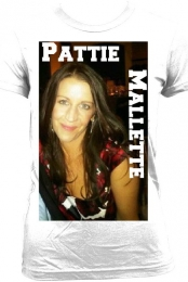 Pattie Mallette Shirt!