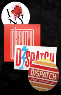 Dispatch Sticker Pack