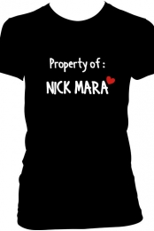 Property of Nick Mara