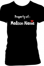Property of Madison Alamia