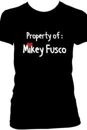Property of Mikey Fusco