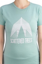 Scattered Trees (Womens Jade)