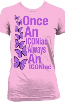 Once An Iconiac Always An Iconiac Shirt