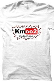 Kmoo2 YouTube Logo Tee