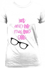 Makeup Geek Shirt.