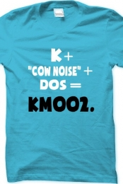 Kmoo2's Aqua Equation T-Shirt